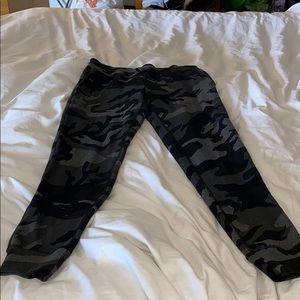 Ralph Lauren camo joggers